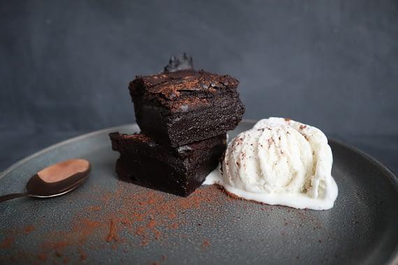 Keto-Fudgy-Brownies