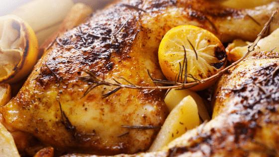 Keto butter-chicken