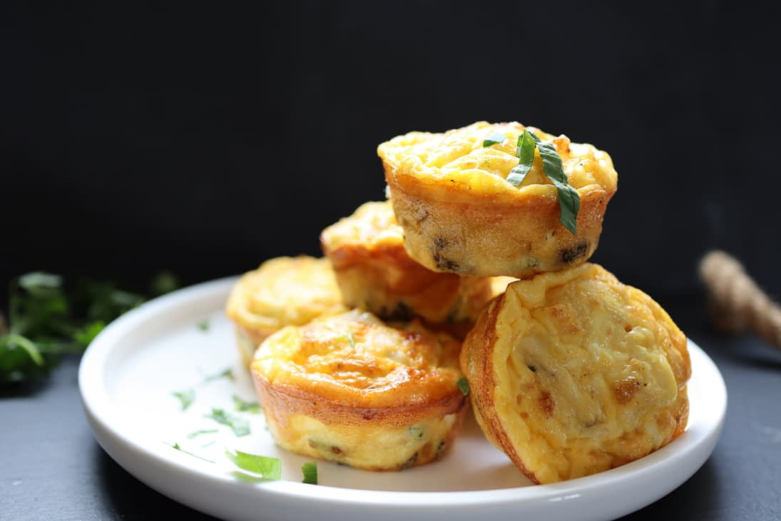 Loaded Egg Muffins