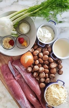 Keto-Pork-and-Mushroom